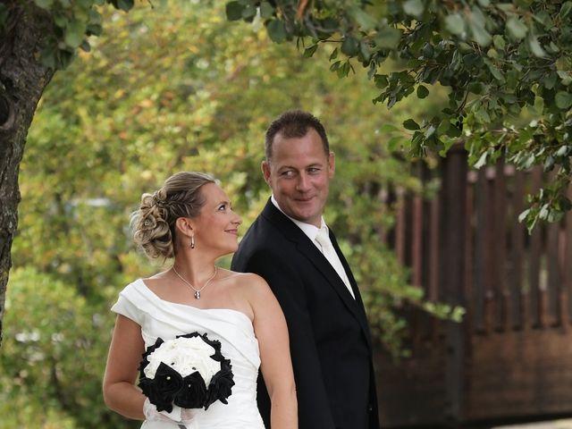 Le mariage de Franck  et Jennifer  à Monteux, Vaucluse 6