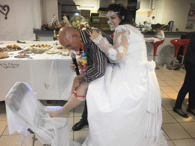 Le mariage de Julien et Elodie à Pamiers, Ariège 3