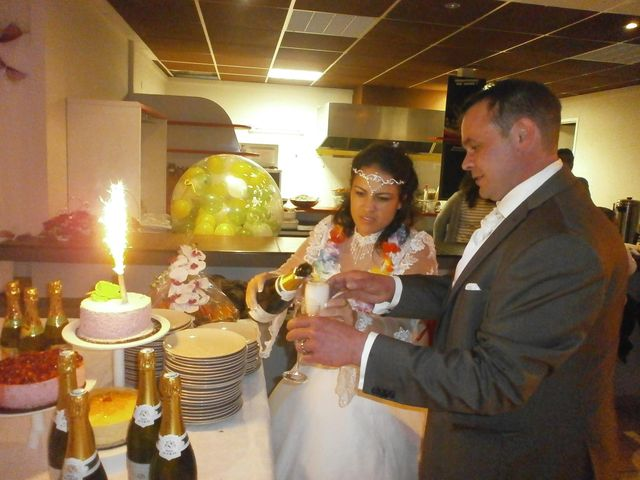 Le mariage de Julien et Elodie à Pamiers, Ariège 4