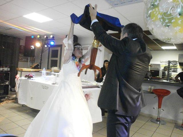 Le mariage de Julien et Elodie à Pamiers, Ariège 8