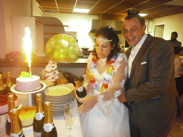 Le mariage de Julien et Elodie à Pamiers, Ariège 11