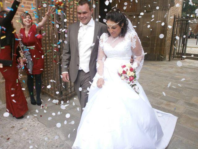 Le mariage de Julien et Elodie à Pamiers, Ariège 17