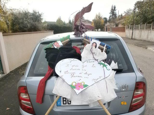 Le mariage de Julien et Elodie à Pamiers, Ariège 24