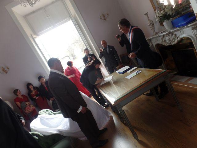 Le mariage de Julien et Elodie à Pamiers, Ariège 39