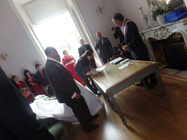 Le mariage de Julien et Elodie à Pamiers, Ariège 40