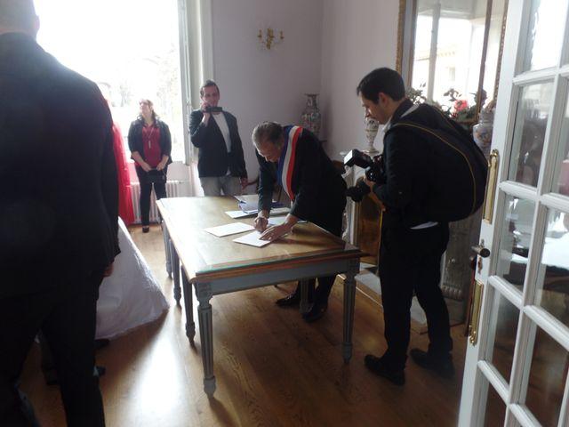 Le mariage de Julien et Elodie à Pamiers, Ariège 46