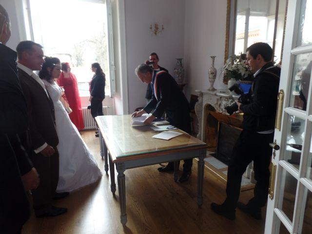 Le mariage de Julien et Elodie à Pamiers, Ariège 47