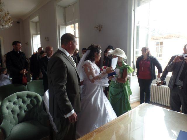 Le mariage de Julien et Elodie à Pamiers, Ariège 50