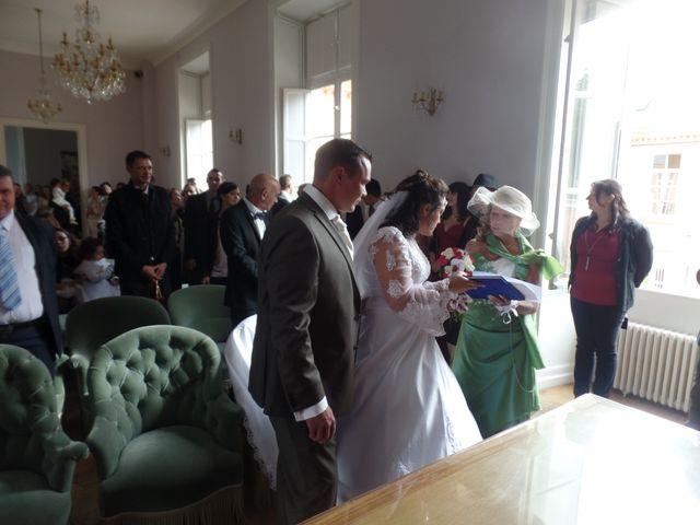 Le mariage de Julien et Elodie à Pamiers, Ariège 51