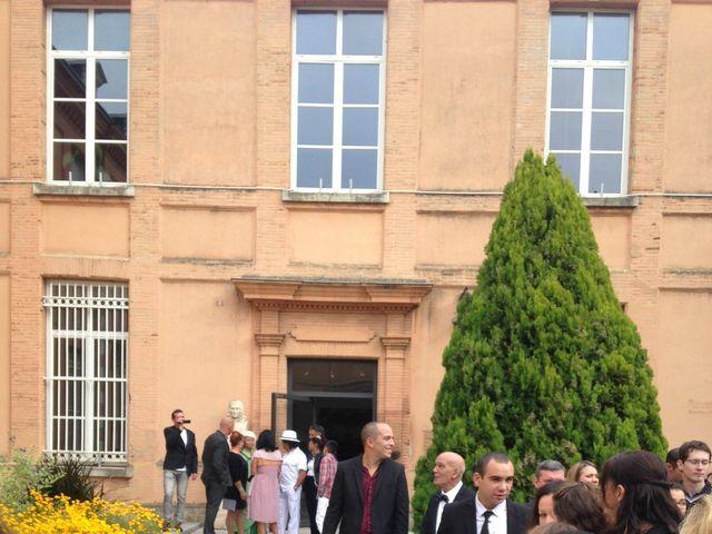 Le mariage de Julien et Elodie à Pamiers, Ariège 55