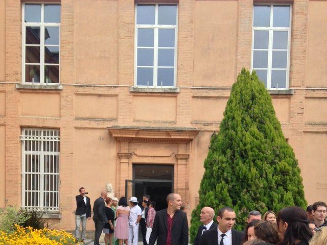 Le mariage de Julien et Elodie à Pamiers, Ariège 56