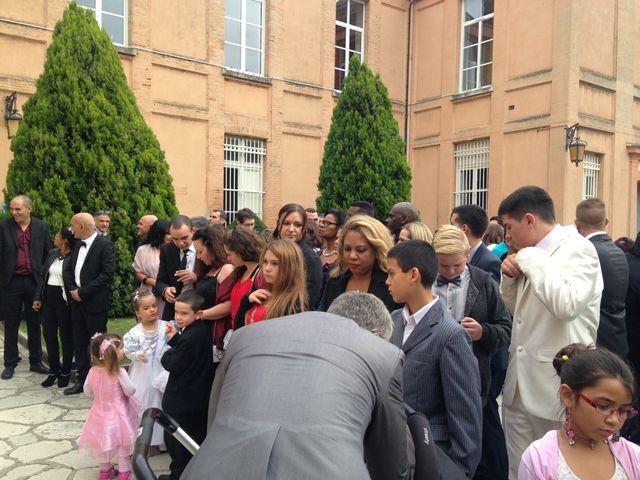 Le mariage de Julien et Elodie à Pamiers, Ariège 59