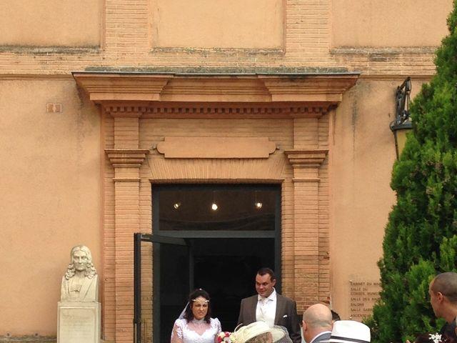Le mariage de Julien et Elodie à Pamiers, Ariège 62