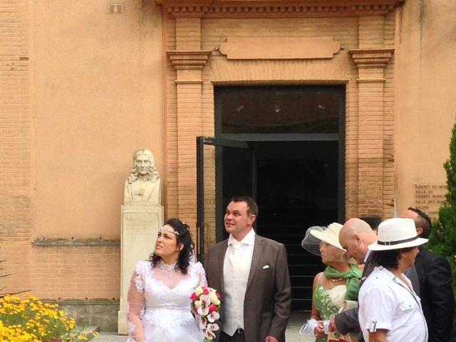 Le mariage de Julien et Elodie à Pamiers, Ariège 63