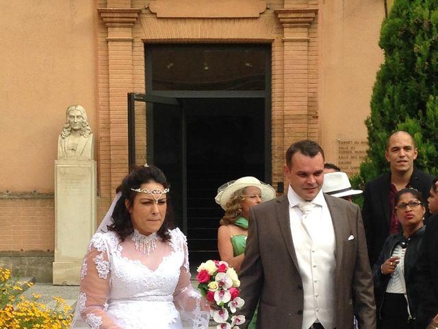 Le mariage de Julien et Elodie à Pamiers, Ariège 64
