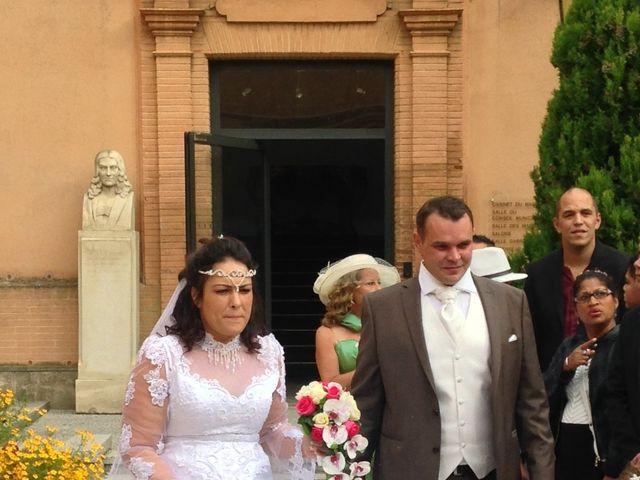 Le mariage de Julien et Elodie à Pamiers, Ariège 65