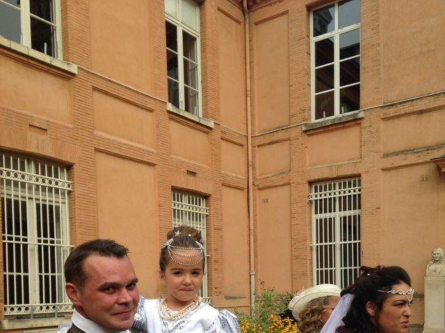 Le mariage de Julien et Elodie à Pamiers, Ariège 66