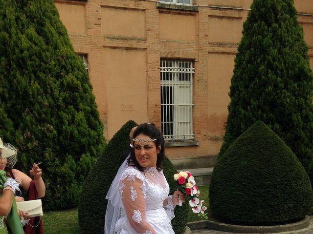 Le mariage de Julien et Elodie à Pamiers, Ariège 69