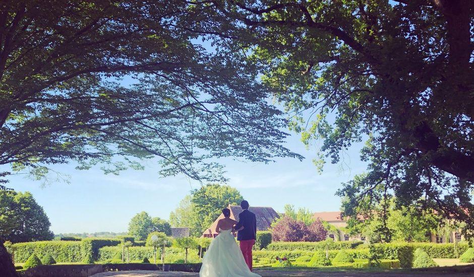 Le mariage de Guillaume et Céline à Saint-Pourçain-sur-Besbre, Allier