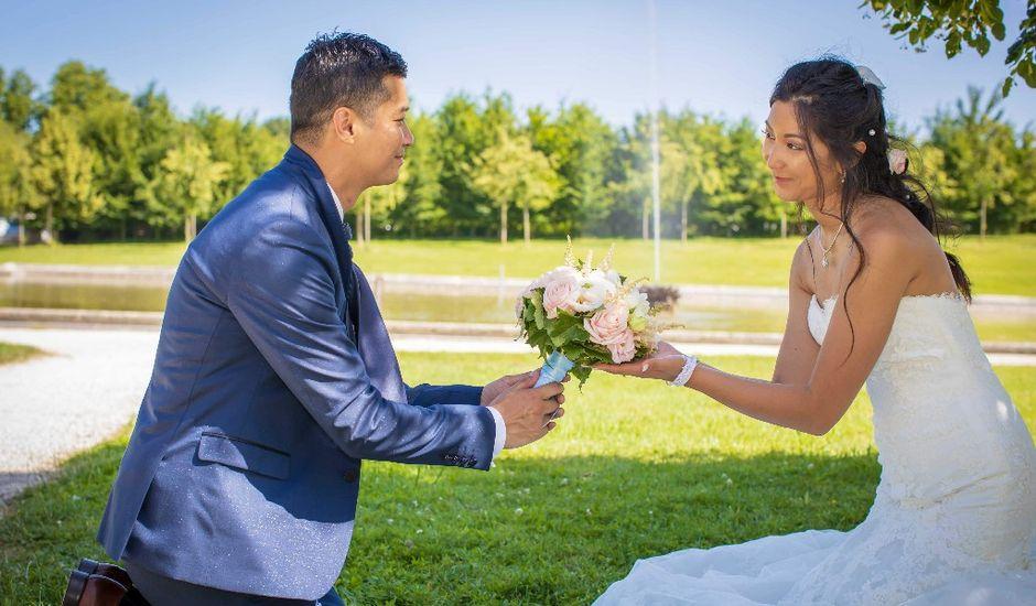 Le mariage de Veasnard et Rythya à Roissy-en-France, Val-d'Oise