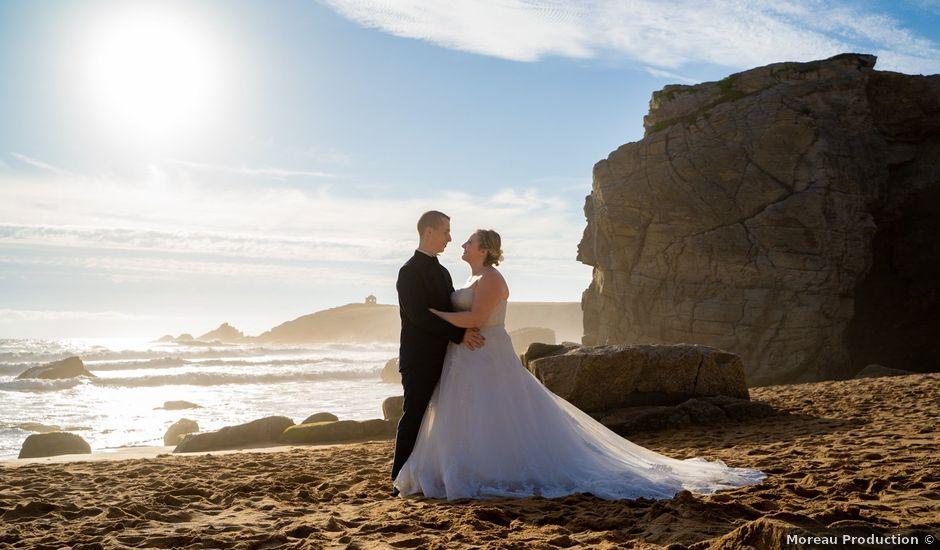 Le mariage de Julien et Sabrina à Vannes, Morbihan