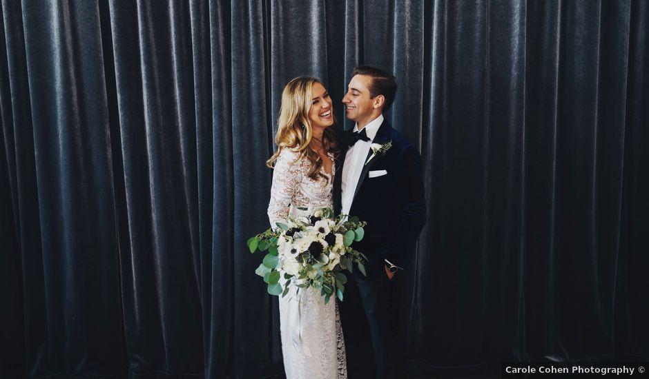 Le mariage de Kyle et Jocelyn à Paris, Paris