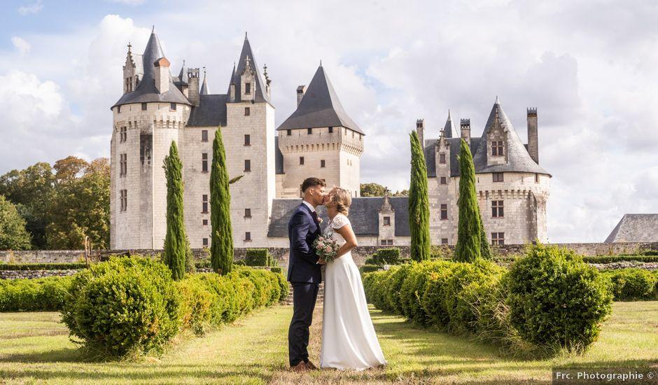 Le mariage de Julian et Sigrid à Tours, Indre-et-Loire