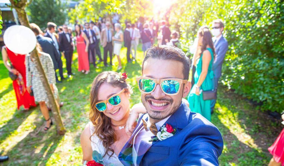 Le mariage de Alex et Marie à Sainte-Gemme-Moronval, Eure-et-Loir