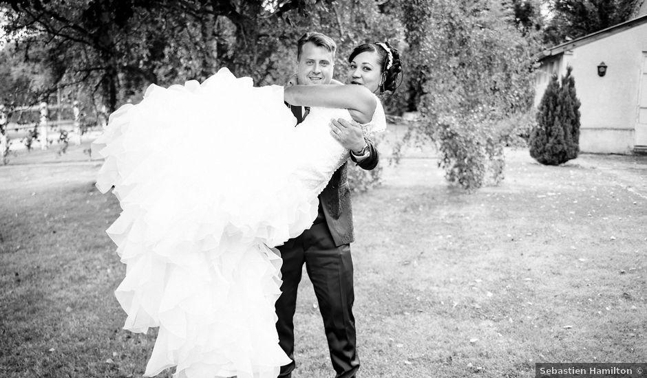 Le mariage de Florient et Vanessa à Mormant, Seine-et-Marne