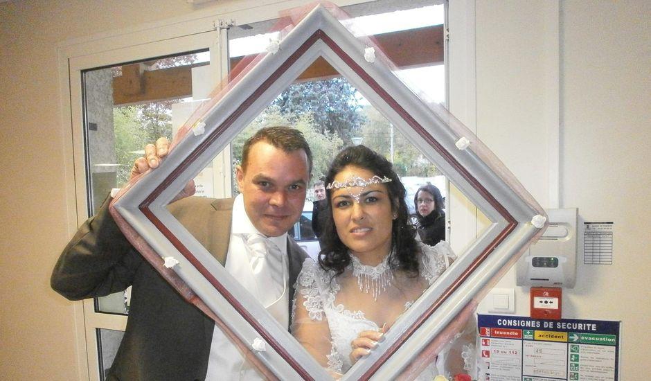 Le mariage de Julien et Elodie à Pamiers, Ariège