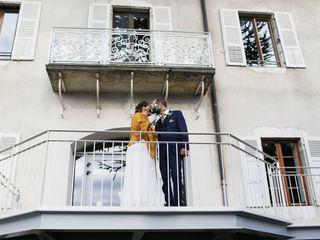 Le mariage de Alexandre et Pauline