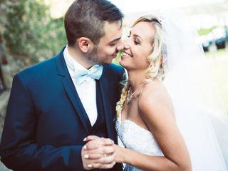 Le mariage de Mélanie et Willy 1