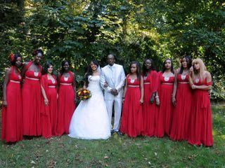 Le mariage de Jean-Philippe et Nadjma