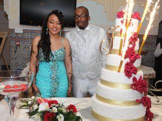 Le mariage de Jean-Philippe et Nadjma 2