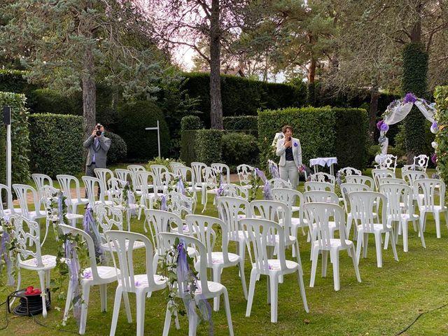 Le mariage de Véronique et William à Hermeray, Yvelines 2