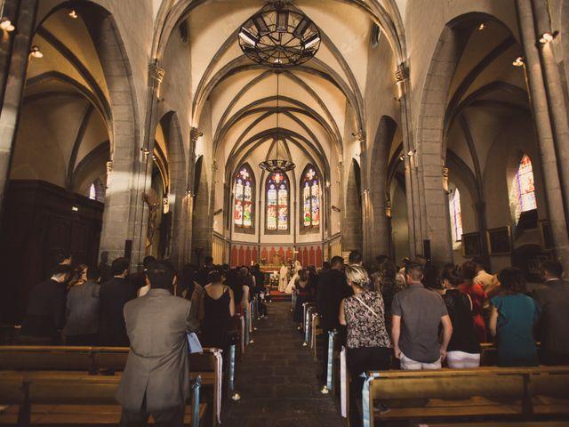 Le mariage de Willy et Mélanie à Aubière, Puy-de-Dôme 10