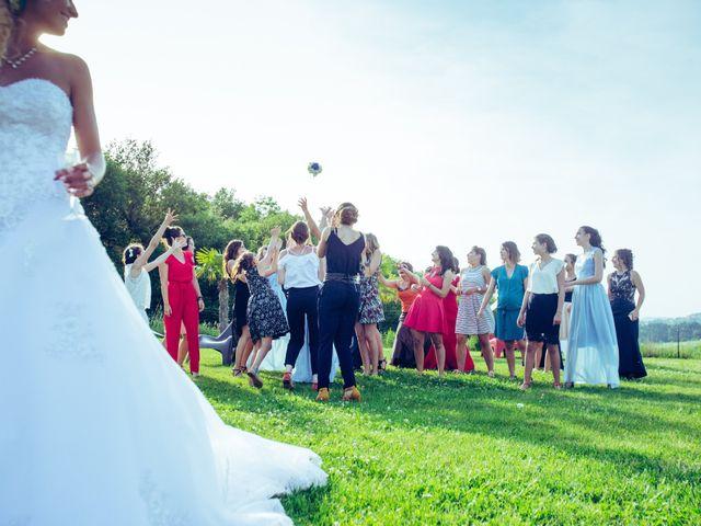 Le mariage de Willy et Mélanie à Aubière, Puy-de-Dôme 36