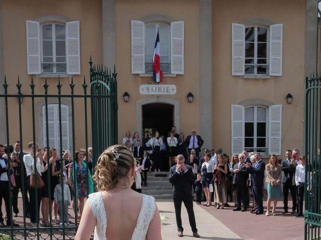 Le mariage de Vincent et Emilie à Asnières-sur-Oise, Val-d'Oise 14