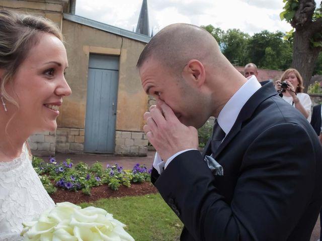 Le mariage de Vincent et Emilie à Asnières-sur-Oise, Val-d'Oise 15