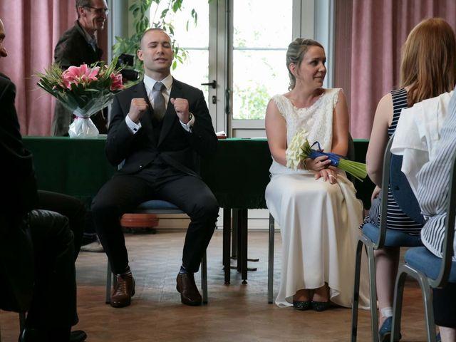 Le mariage de Vincent et Emilie à Asnières-sur-Oise, Val-d'Oise 17