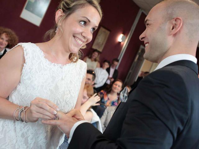 Le mariage de Vincent et Emilie à Asnières-sur-Oise, Val-d'Oise 18