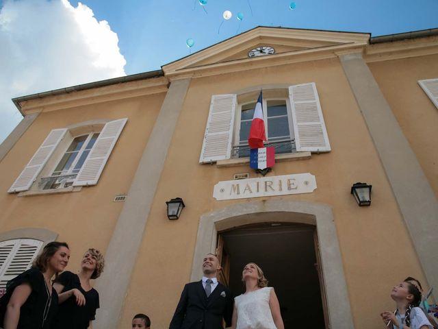 Le mariage de Vincent et Emilie à Asnières-sur-Oise, Val-d'Oise 22