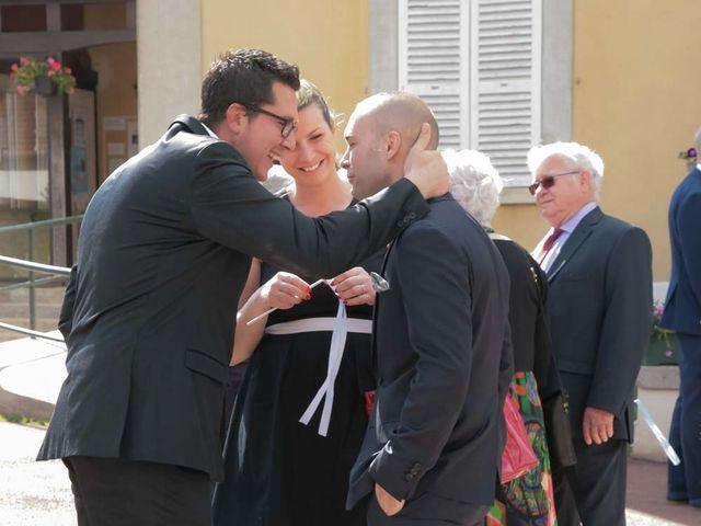 Le mariage de Vincent et Emilie à Asnières-sur-Oise, Val-d'Oise 23