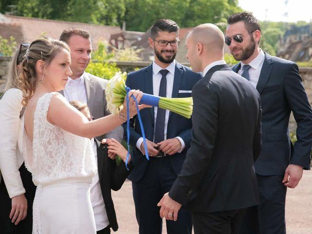 Le mariage de Vincent et Emilie à Asnières-sur-Oise, Val-d'Oise 24
