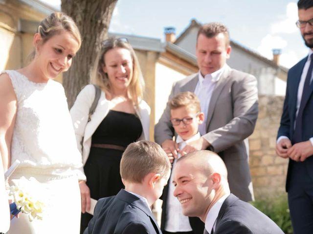 Le mariage de Vincent et Emilie à Asnières-sur-Oise, Val-d'Oise 26