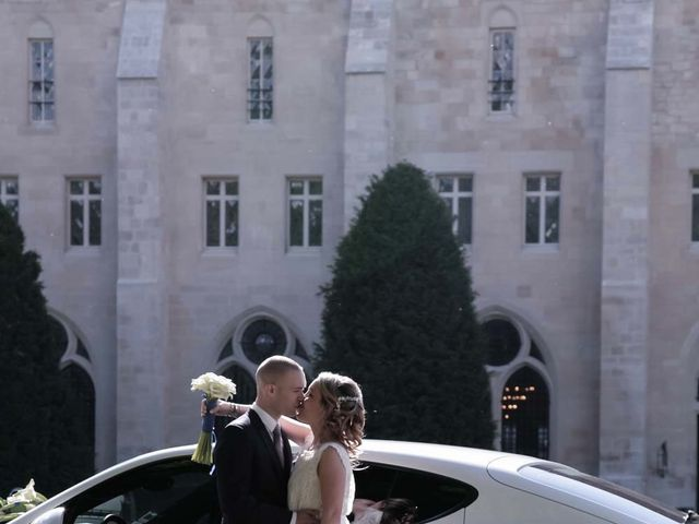 Le mariage de Vincent et Emilie à Asnières-sur-Oise, Val-d'Oise 31