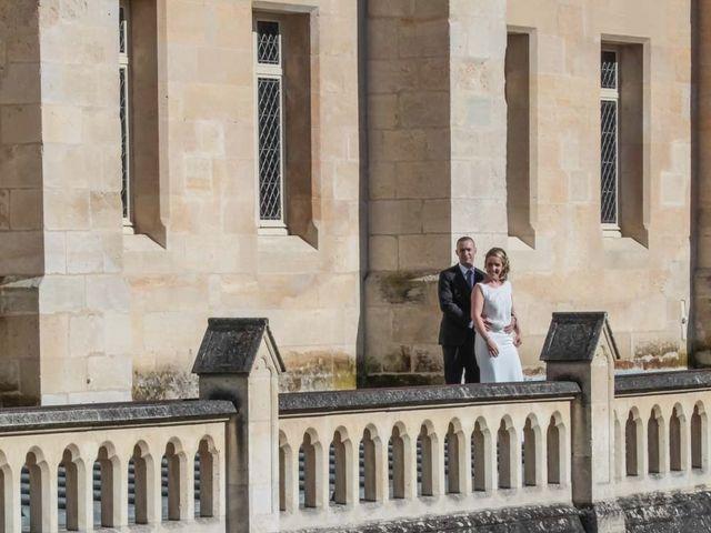 Le mariage de Vincent et Emilie à Asnières-sur-Oise, Val-d'Oise 36