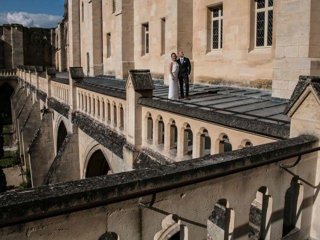 Le mariage de Vincent et Emilie à Asnières-sur-Oise, Val-d'Oise 38