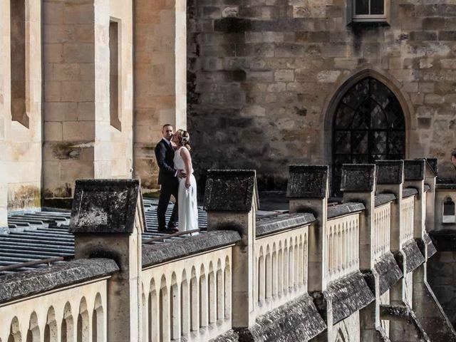 Le mariage de Vincent et Emilie à Asnières-sur-Oise, Val-d'Oise 1