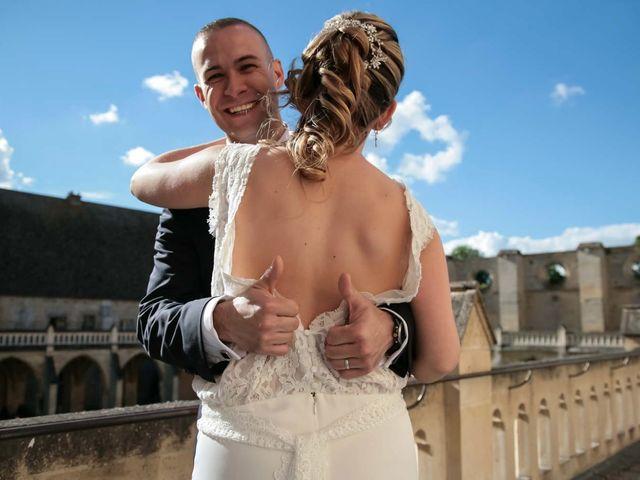 Le mariage de Vincent et Emilie à Asnières-sur-Oise, Val-d'Oise 39